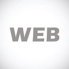 Web black icon