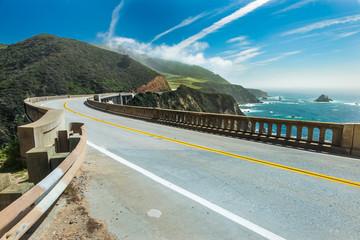 Bixby Bridge, Big Sur - California