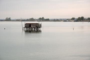 Comacchio con le sue lagune
