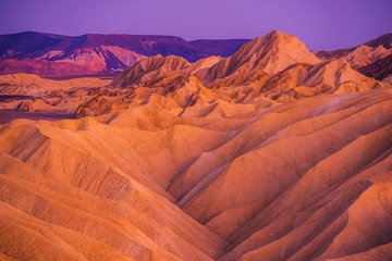 Fotomurales - Death Valley Badlands Formation