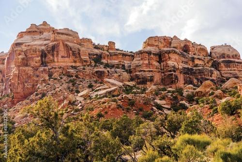 Wall mural Nature Utah Landscape