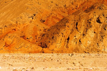 Wall Mural - Raw Death Valley Badlands