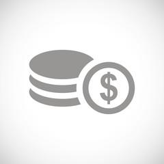 Money black icon