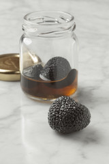 Preserved summer truffle