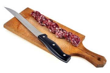 Photos illustrations et vid os de rondelle de saucisson - Planche a decouper saucisson ...