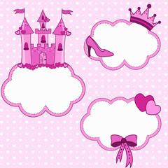 Set for a princess