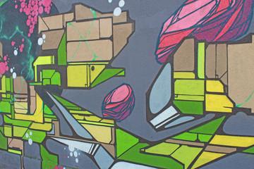 Graffitis, Bagnolet
