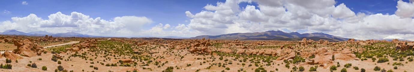 Panorama Altiplano