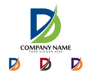 D : Logo Template