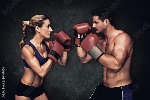 девушки и боксеры пацаеы фото