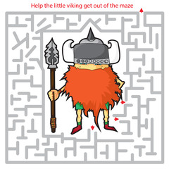 Funny labyrinth