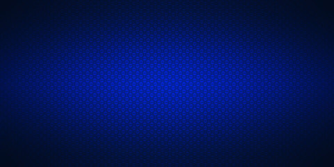 triangle blue background