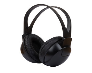 Wired headphones closed type