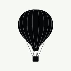 vector air balloon