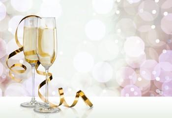 Glass. Wine glass