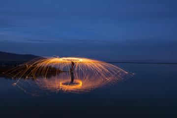 ışıklı boyama fotoğrafçılığı