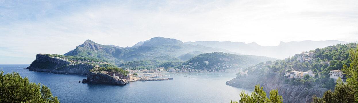Bay of Port de Sóller