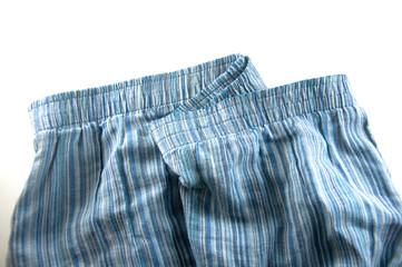 boxer shorts (underwear) isolated on white background