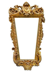 Gold Picture Frame or Mirror Frame