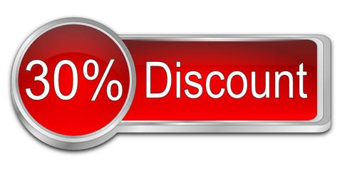 30% Discount Button