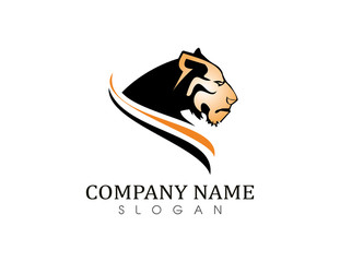 Tiger vector logo