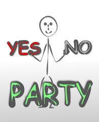 parti evet