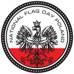 National Flag Day Poland