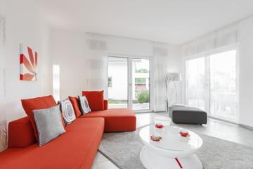 Wohnzimmer Wohnung