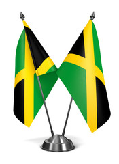 Jamaica - Miniature Flags.