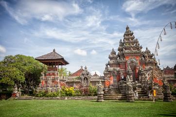 royal temple at bail