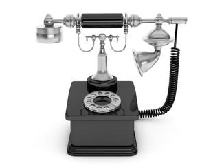 Retro Phone. Vintage Telephone