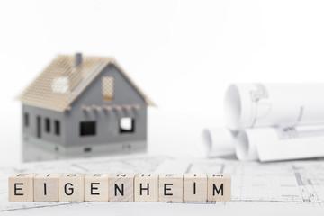 Eigenheim Zukunft Bausparvertrag