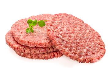 Frische Burger Patties