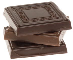 schokoladentäfelchen mit foto
