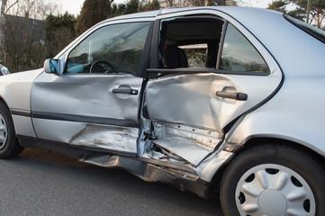 Unfallschaden nach Verkehrsunfall