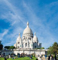 sacre coeur in paris