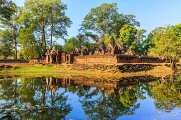 Banteay Srei, Angkor. Siem Reap, Cambodia