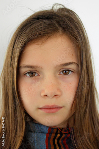 Viso Di Bambina Stock Photo And Royalty Free Images On Fotoliacom