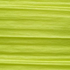 Yellow crepe paper background