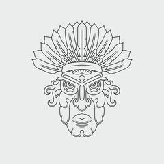 Indian Vector illustration