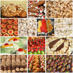 italian sweets images