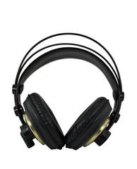 Professional Headphones Isolated on White Background