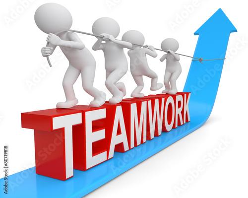 teamwork gemeinsam am strang ziehen stockfotos und