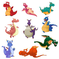 Dragon icons