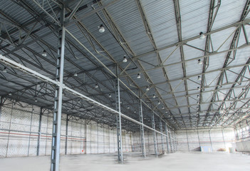 loading warehouse space