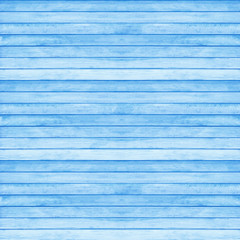 Wooden wall texture background, Classic blue pantone color.