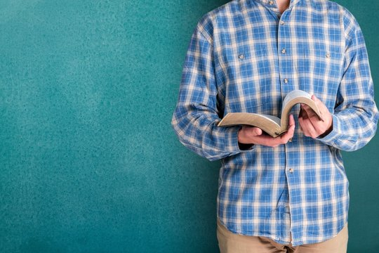 Book. Reading