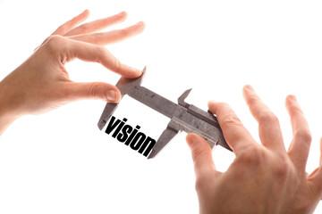Small vision