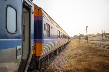 Fototapeta Train