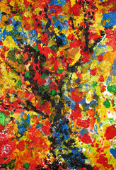 Abstract art picture